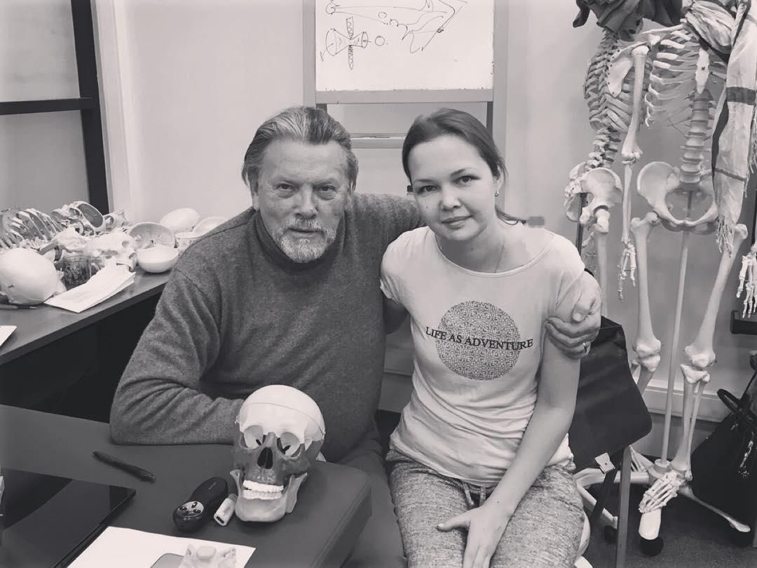 Мария Юрманова наслаждается обучением у Alain Lignon